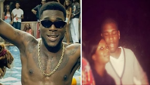 ENT NEWS:Burna Boy Post First Girlfriend On Instagram – ABJCityMusic