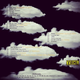 Olamide-Street-OT-Album-Tracklisting
