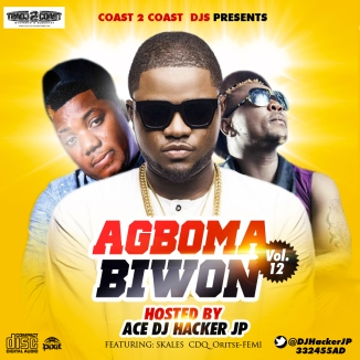 AGBO MIX ARTWORK