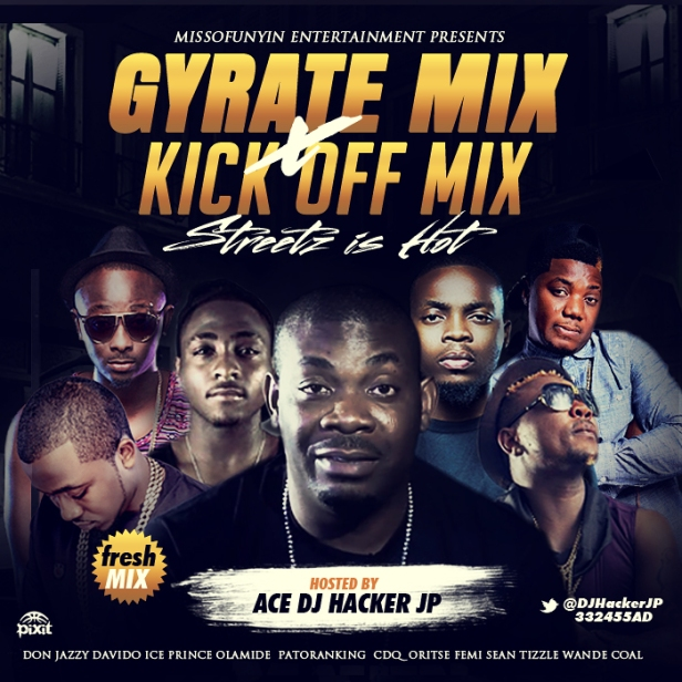 GYRATE MIX & KICK OFF MIX newww