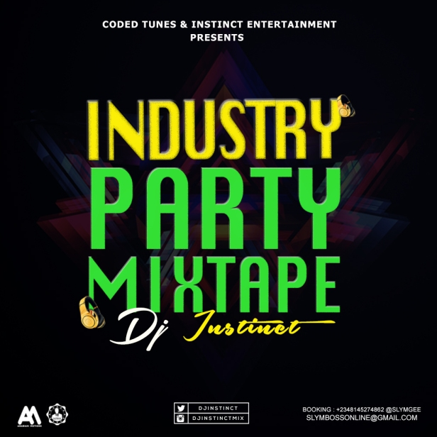 INDUSTRY PARTY MIXTAPE 2