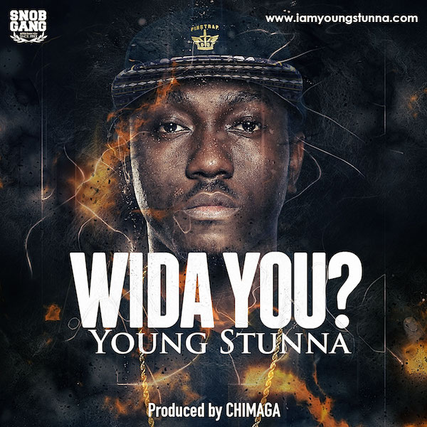 Young Stunna - Wida You Artwork LQ